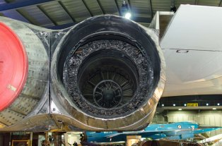 Concorde - Bristol Siddeley Olympus with reheat