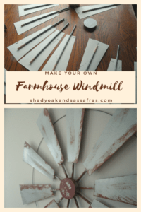 farmhouse windmill diy