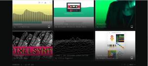 Google Experiments music
