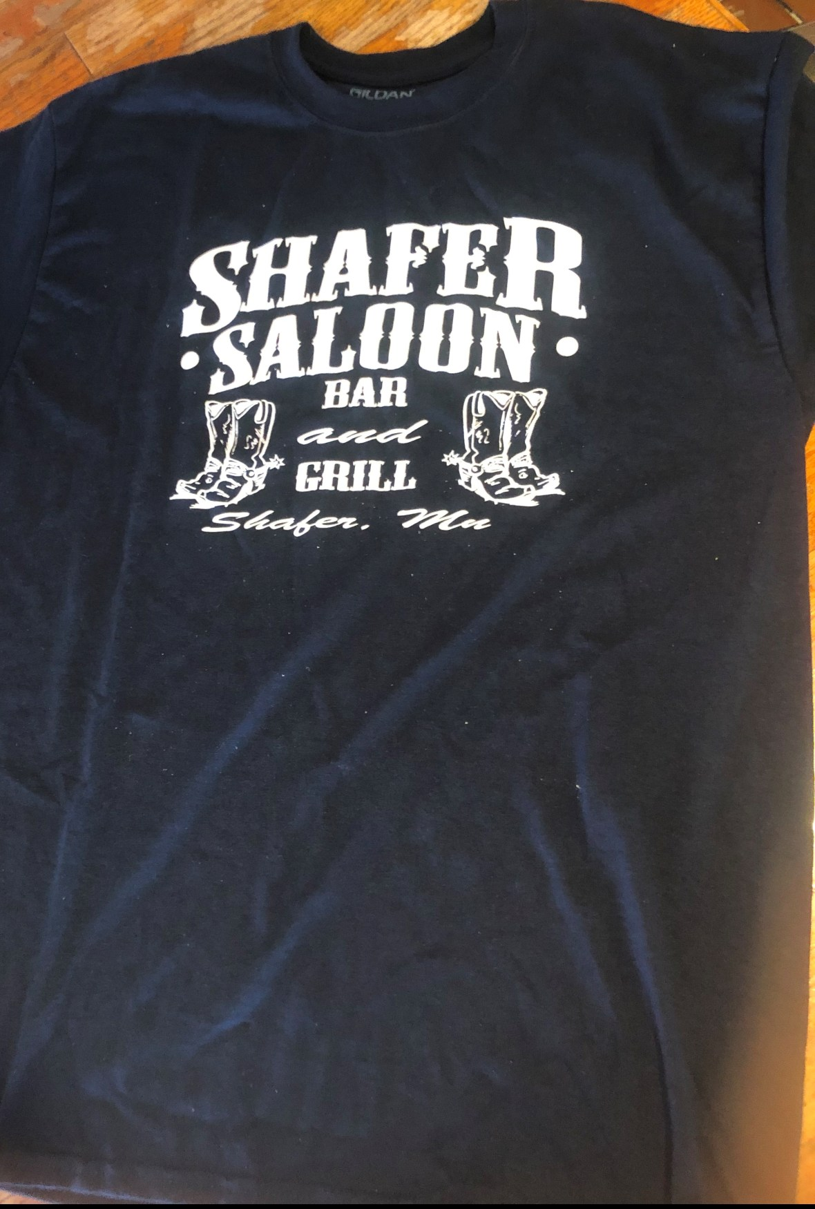 Shafer Saloon T-Shits