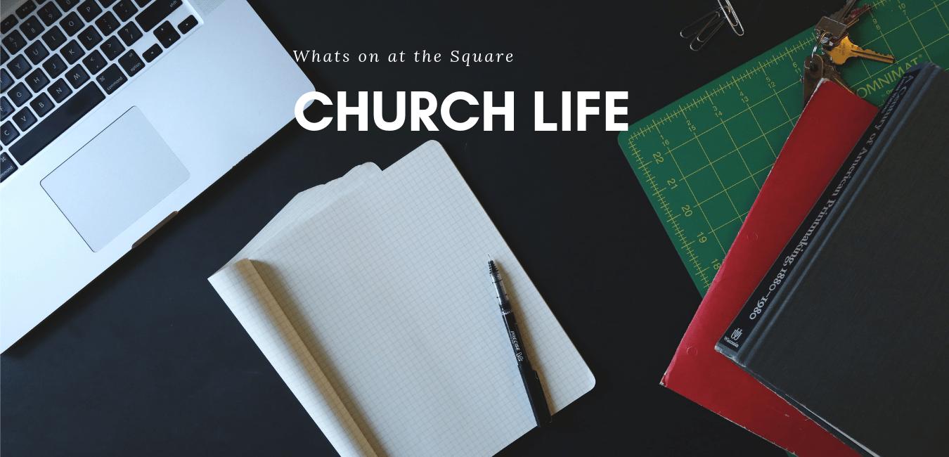 church life cover