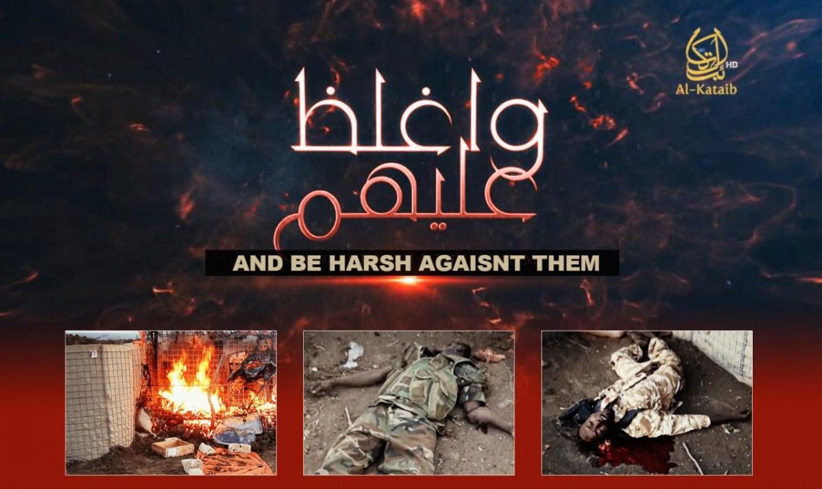 """""""واغلظ عليهم"""" إصدار جديد لمؤسسة الكتائب يروي تفاصيل هجوم قاعدة بولوجدود العسكرية:"""