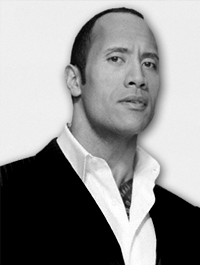 Actor: Dwayne The Rock Johnson