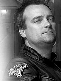 Actor. David Hewlett
