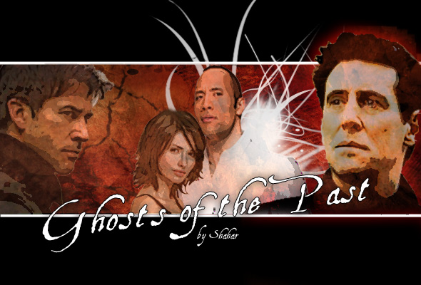 Ghosts of the Past Cover Gut!