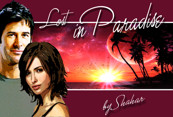 Lost in Paradise Cover 3 Gut!