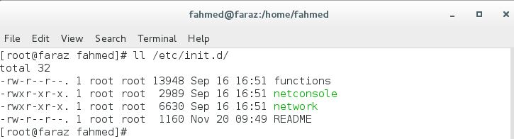 How to work with linux network configuration files