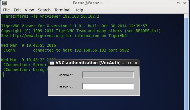Howto Configure/ use VNC server in RedHat 7 Linux