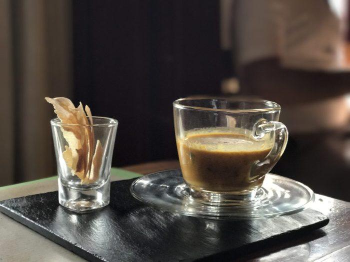 Sambhar Cappuccino at Prankster