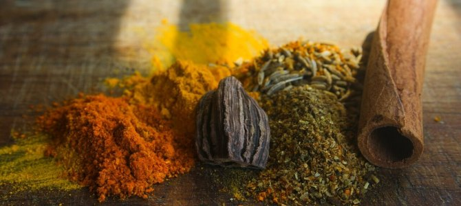 The Ultimate Guide to Spices used in an Indian Kitchen