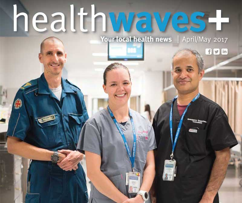 healthwaves April May 2017 cover