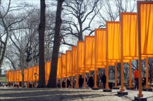 Christo and Jeanne-Claude, The Gates1