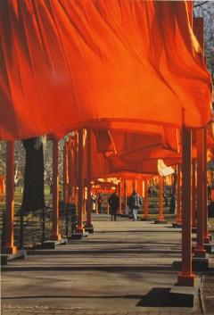 Christo and Jeanne-Claude, The Gates7