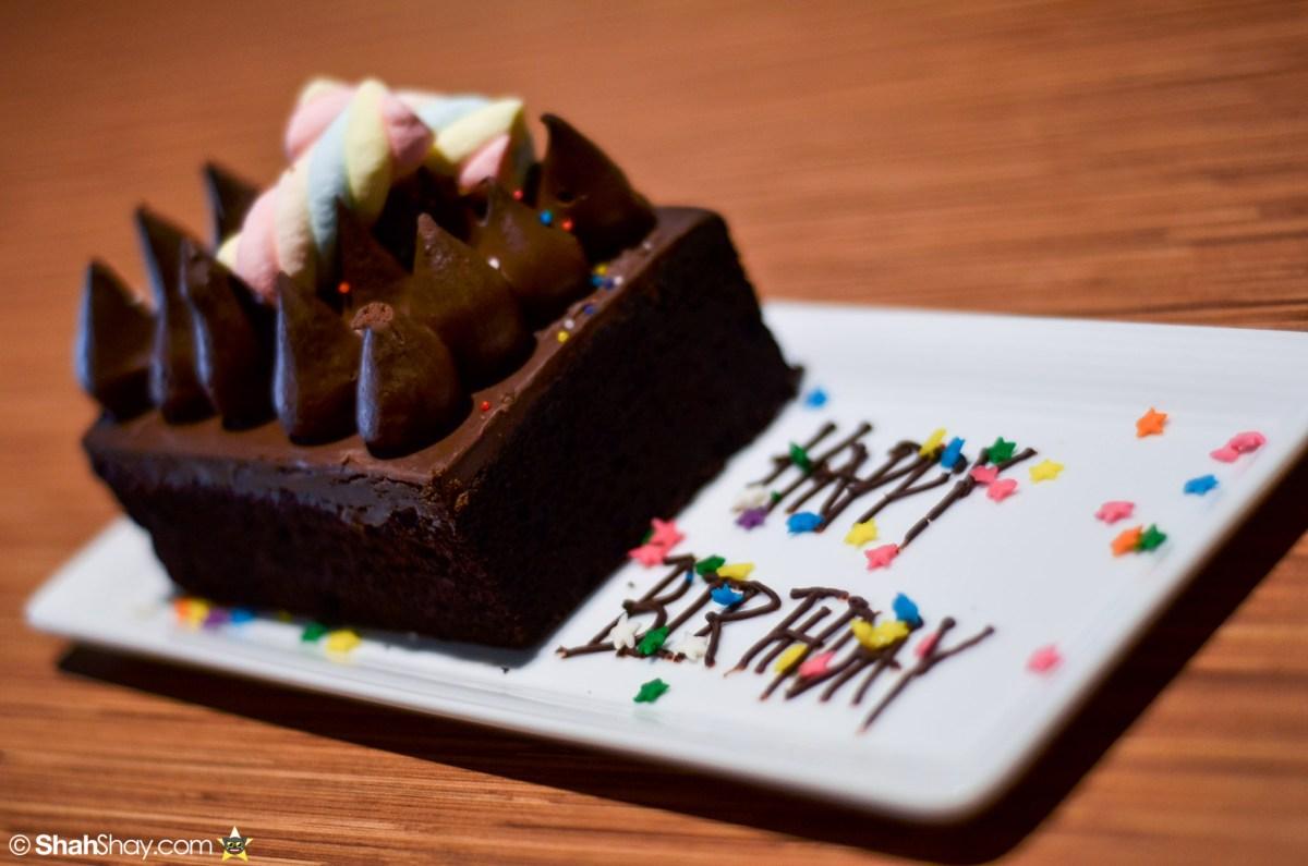 Hotel Kuala Lumpur - Aloft KL Sentral Breezy Suite - Birthday cake