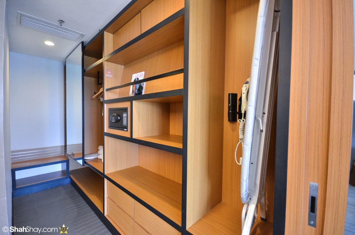Hotel Kuala Lumpur - Aloft KL Sentral Breezy Suite - Amenities