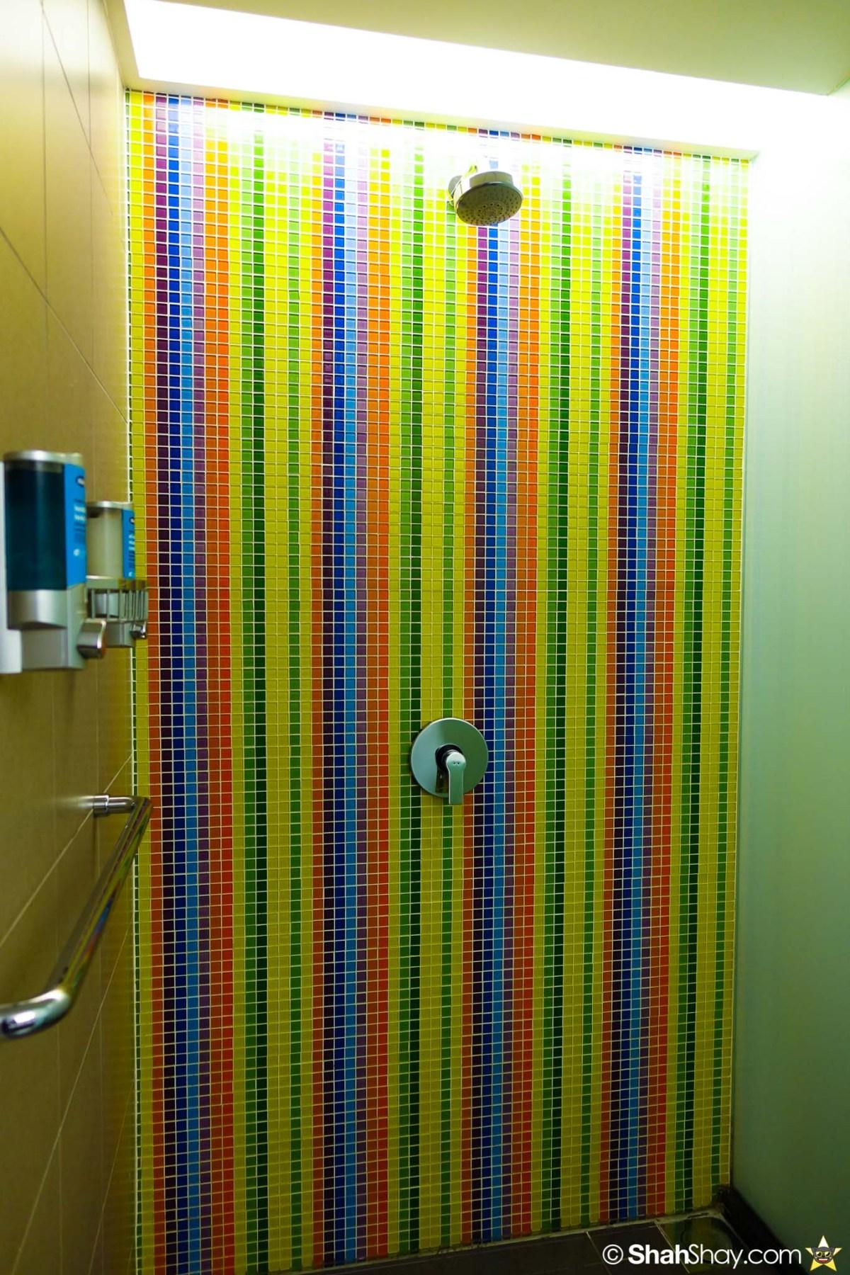 Hotel Kuala Lumpur - Aloft KL Sentral Breezy Suite - Shower