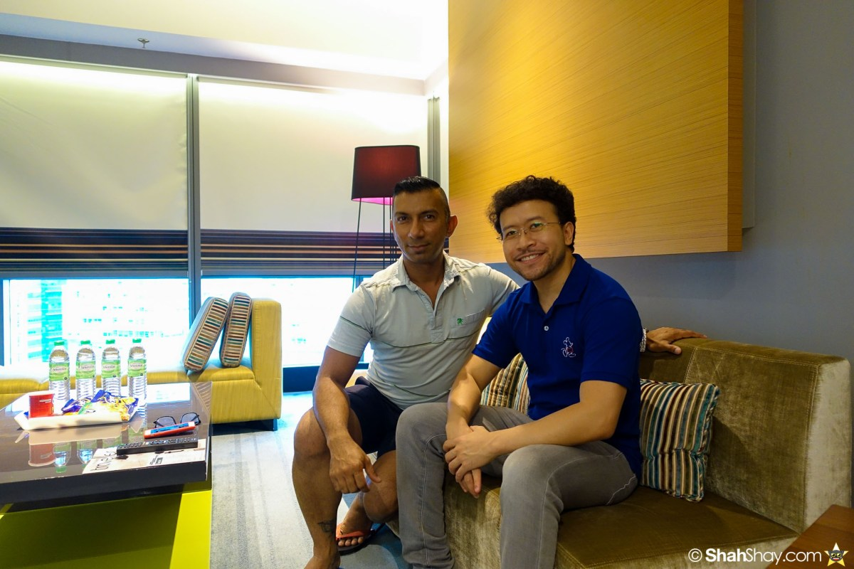 Hotel Kuala Lumpur - Aloft KL Sentral Breezy Suite