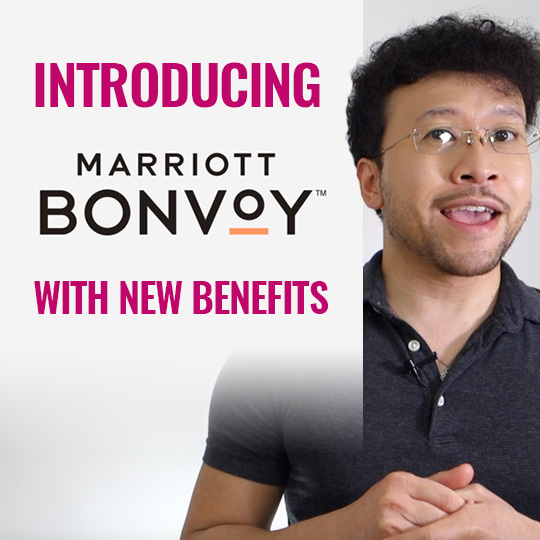 Video: Introducing Marriott Bonvoy with New Benefits