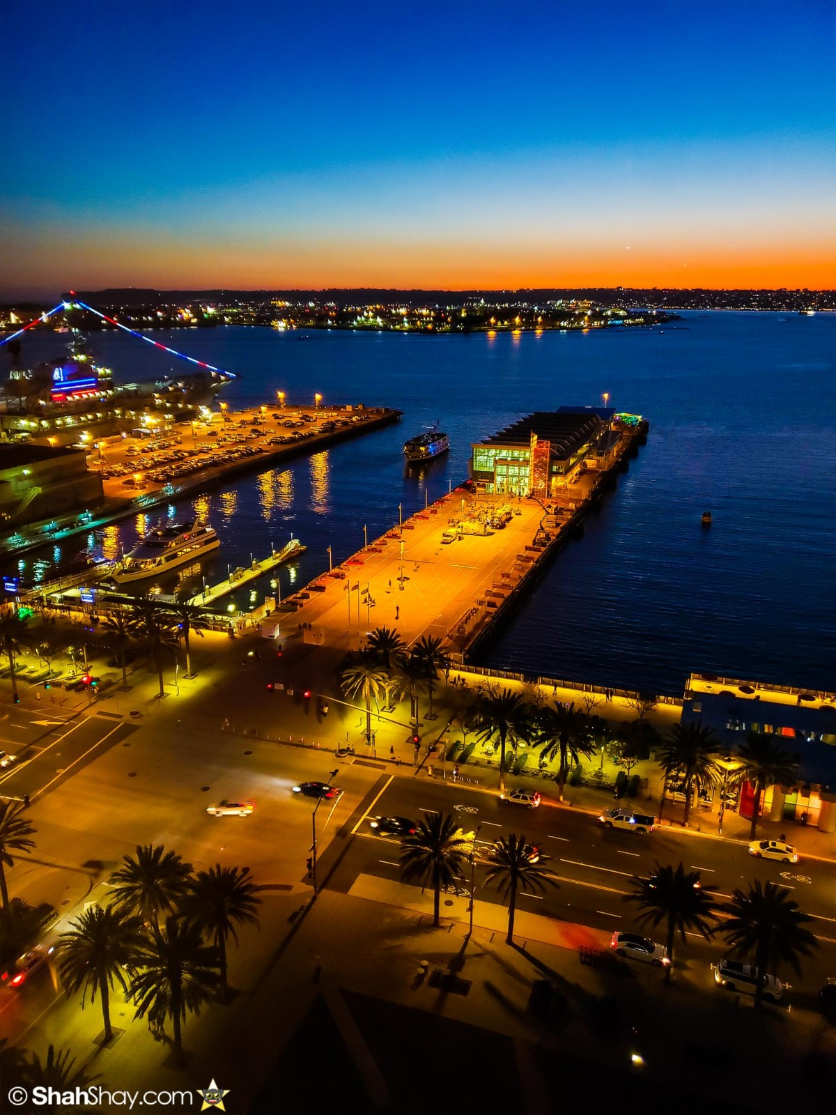 InterContinental San Diego Fitness Center - Sunset View