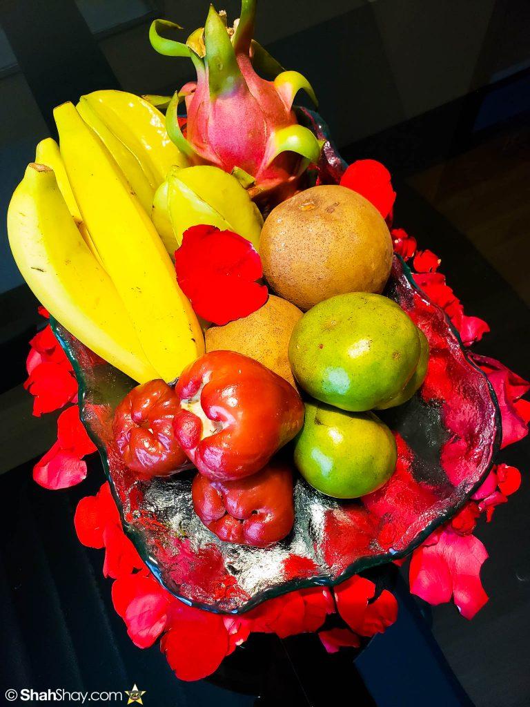 Renaissance Kuala Lumpur Executive Suite - fruit basket