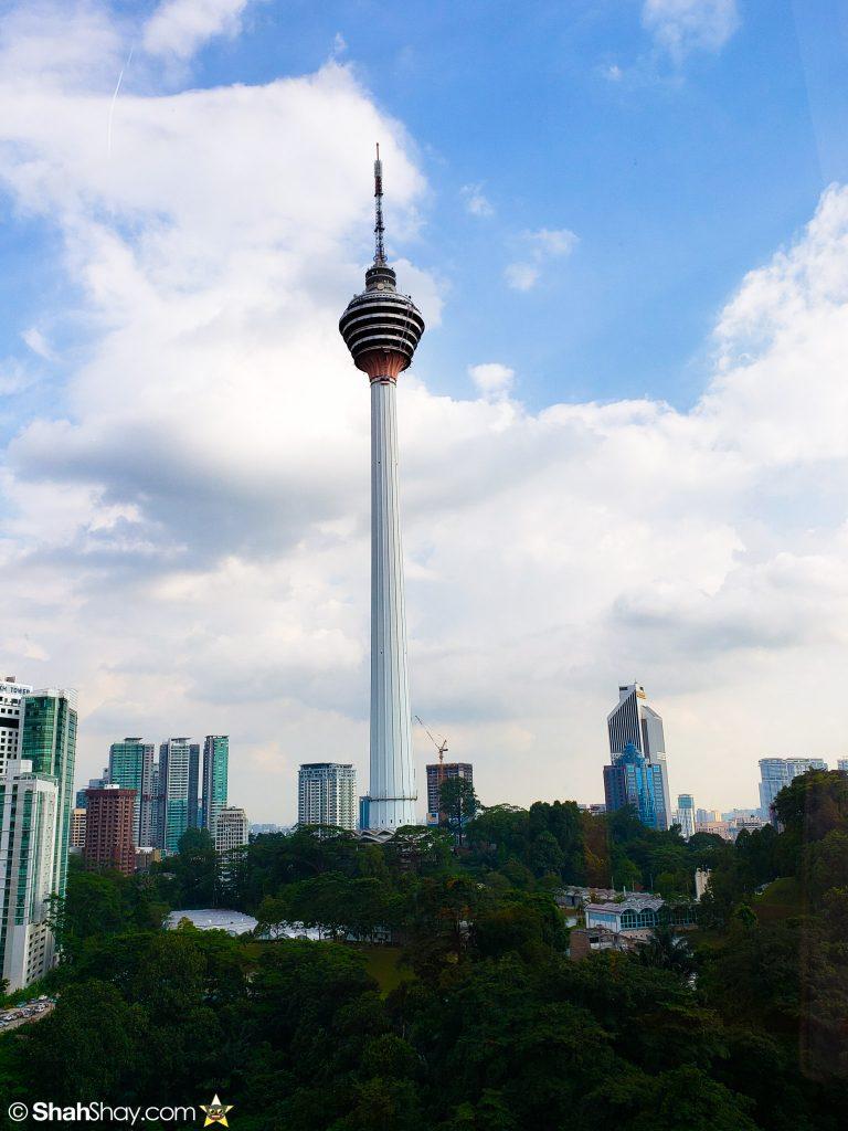Renaissance Kuala Lumpur Executive Suite - KL tower