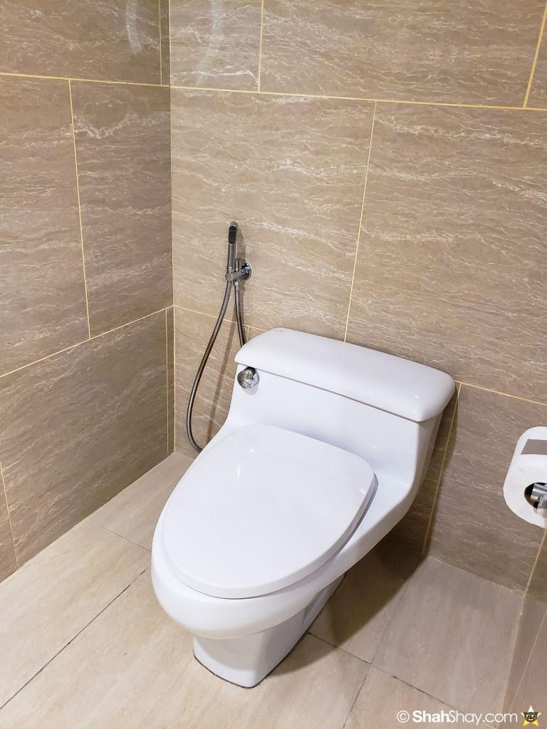 Renaissance Kuala Lumpur Executive Suite - bathroom toilet