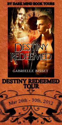 Meet Gabrielle Bisset: Author of Best Selling Paranormal Romance