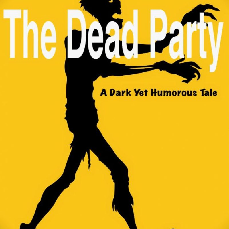 May Monster Madness 7: 'The Dead Party' Excerpt & Giveaway!
