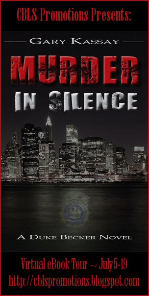 Murder in Silence by Gary Kassay – Guest Post/Interview/Excerpt.