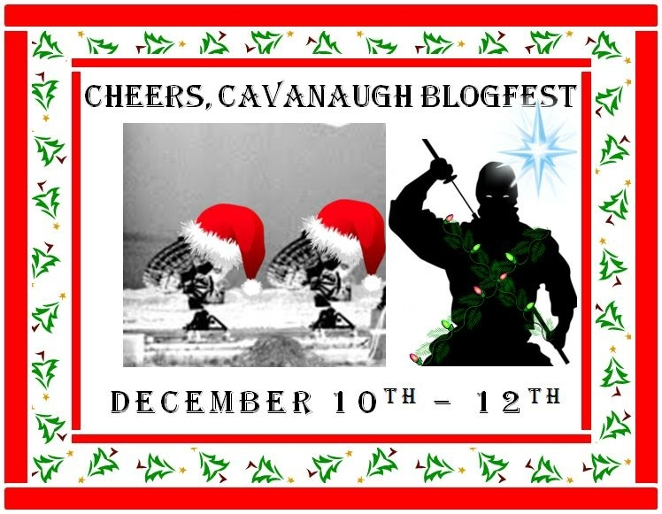 Cheers, Cavanaugh BlogFest