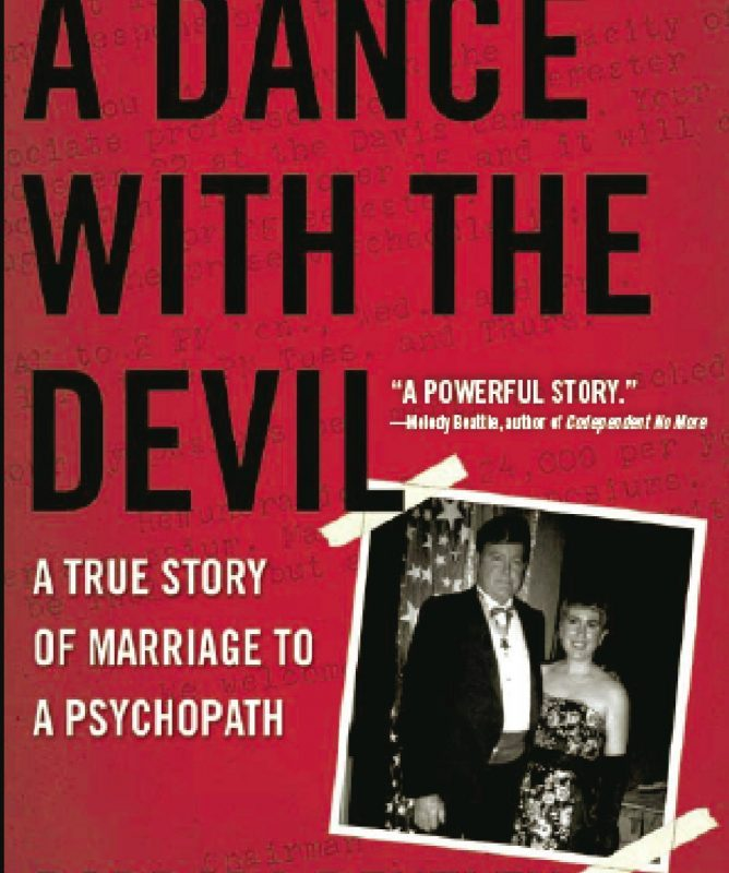 Dance With The Devil Book Cover Front