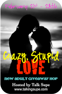 Crazy, Stupid Love: New Adult Give Away Blog Hop