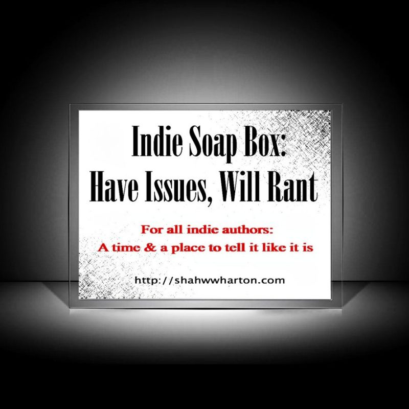 The Future of Independent #Publishing by Dan O'Brien: An #Indie Soap Box File