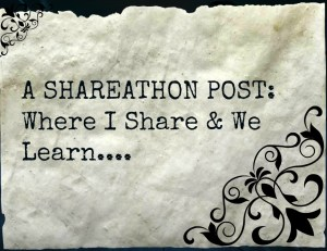 SHAREATHON button