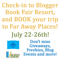 The Blogger Book Fair – book your trip to far away places!