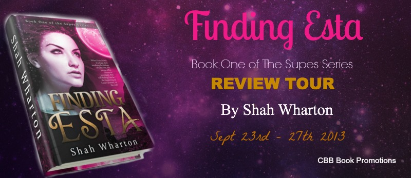 Finding Esta by Shah Wharton: REVIEW TOUR SIGN UP for September 23rd-27th #urbanfantasy #PNR #newadult #mystery #paranormal