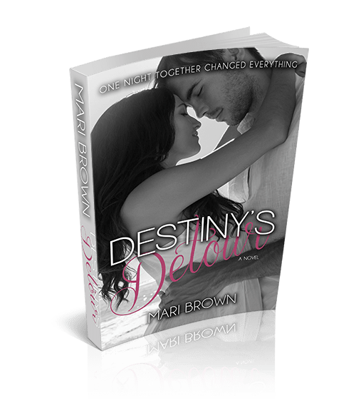Book Review: Destiny's Detour Tour & Giveaway