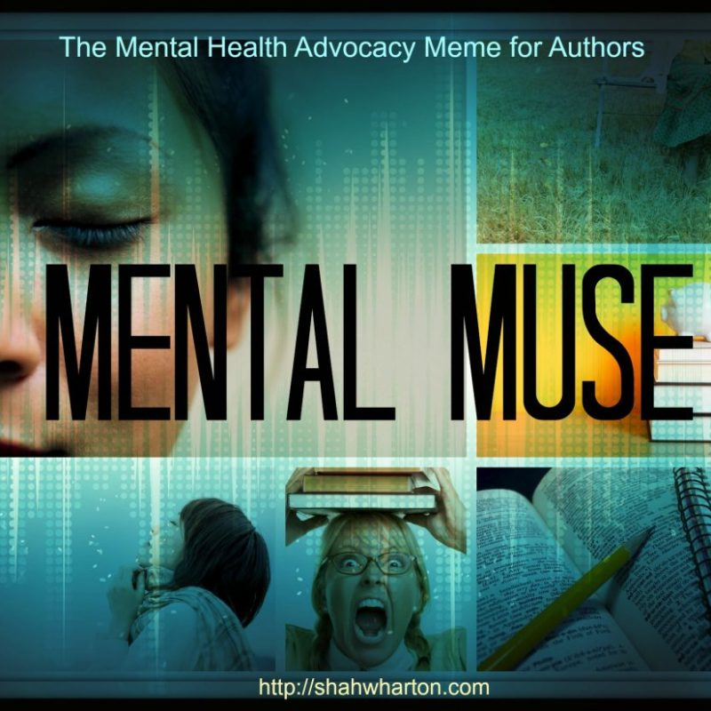 Meet This Month's Mental Muse: #Fantasy Author, Caitlin O'Connor #mentalillness #depression