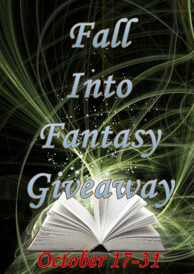 Come & Fall Into Fantasy (2): (50+ Authors, Books & Prizes!) #FallintoFantasy
