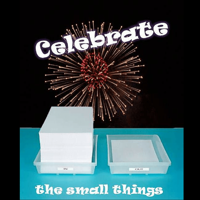 Celebrating the Small Things: Studying MA Creative #Writing #AmWriting