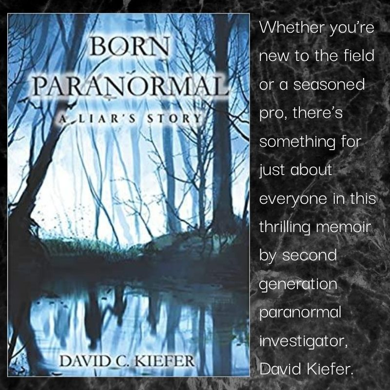 Born Paranormal – A Liar's Story #1 by David C Kiefer #Horror