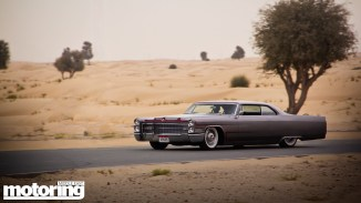 66 Cadillac Coupe DeVille