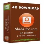 4K Stogram 3.3.0.3460 Crack + License Key 2021 Full Version
