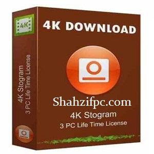 4K Stogram 3.3.0.3460 Crack + License Key 2021 Full Version