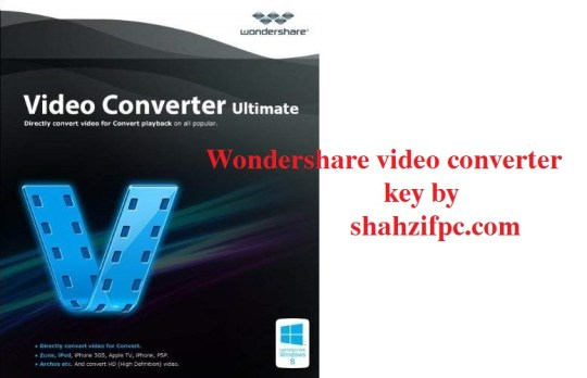 Serial Wondershare Video Converter 6 6 0