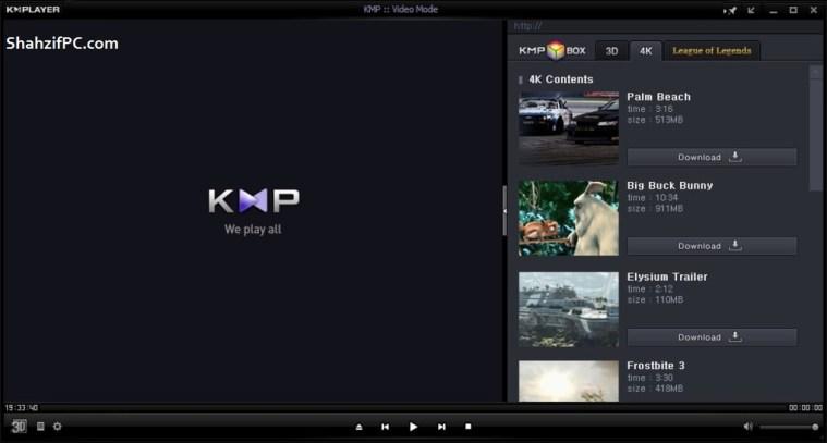 Khóa kích hoạt KMPlayer