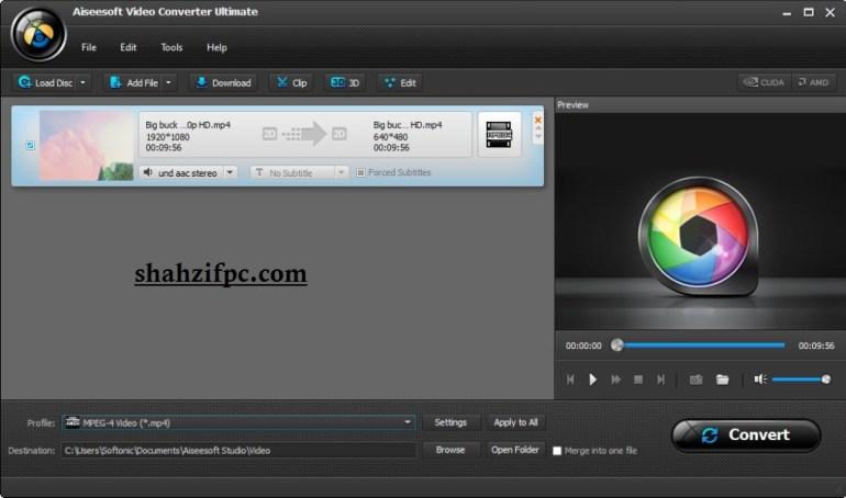 Aiseesoft Video Converter Serial Key