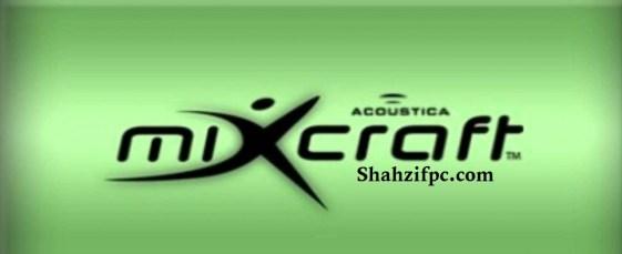 Acoustica Mixcraft Pro Serial Key