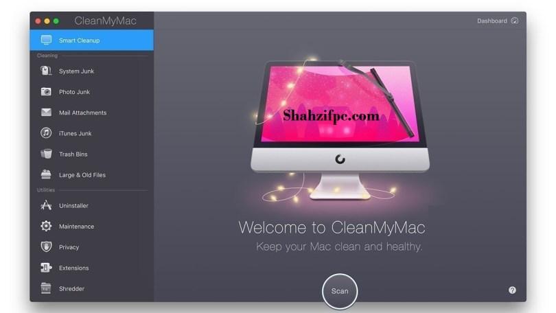 CleanMyMac X Full Crack