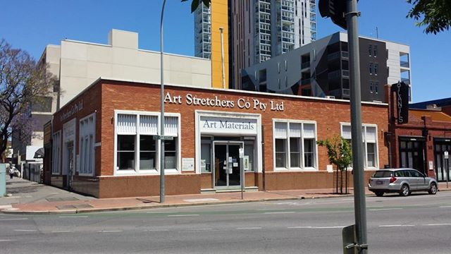Art Stretchers Adelaide